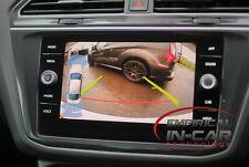 VW Volkswagen Tiguan ( 5N ) Reversing Reverse Camera Kit ( 2017 Onwards )