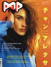 POP Magazine #31 A/W 2014  ALEXA CHUNG Vivian Solari GRIMES Kim Peers @NEW