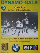 Pg 20.5.1996 Dream-regional Liga Team/dinamo dresde'76-benefica Lisboa