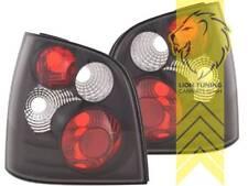 Rückleuchten Heckleuchten für VW Polo 9N schwarz