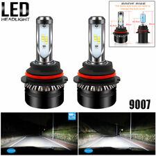2x 9007 HB5 LED Headlight Bulbs 60W White CREE 6000K Xenon Light Kit For Ford