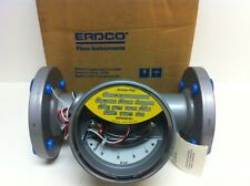 "NEW IN BOX ERDCO ARMOR-FLO 2.5"" LUBE OIL FLOW METER 0-50GPM 3563-10F5"