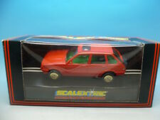 Scalextric C275 MG Maestro 2.0EFI Red Limited Edition mint unused