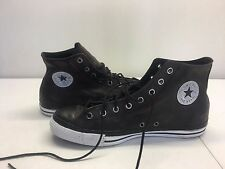 mens converse all star hi top leather shoes 125569c mens 11 womens 13 unisex