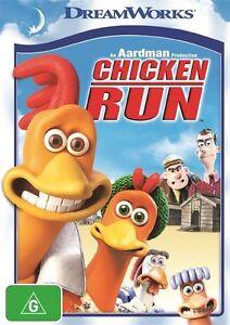 Chicken Run : NEW DVD