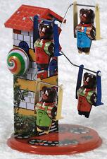 Blechspielzeug B 216 Mühle mit Bären, Funktionsmodell