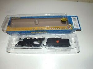 BACHMANN HO 2-6-2 PRAIRIE CANADIAN NATIONAL CN ROAD # 3594 NEW IN O/B ITEM 51505