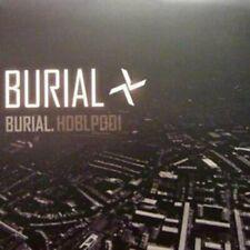 Burial - Burial 2lp Vinyl