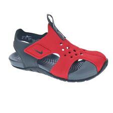 Nike Sunray Protect  Chanclas  Niño  Rojo 43425