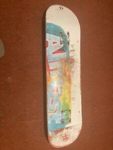 "Almost Smudge 8"" Skateboard Deck - Rainbow"