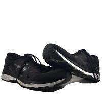 ASICS GEL-Kayano 24 Black/White Men's Size 10.5 T749N-9016 Running Training Shoe