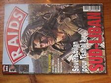 $$x Revue Raids N°245 Tsahal Sud-Liban  Stage Tikka  Missiles nord-coreens