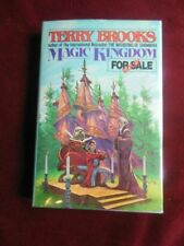 Terry Brooks - MAGIC KINGDOM FOR SALE --- SOLD! - Book Club Edt