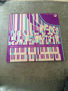 LP  THE OPEN UNIVERSITY  INTRODUCTION TO MUSIC  FORM AND MEANING 1971.