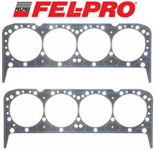 FEL PRO Performance 1010 Head Gaskets/2 for Chevy 283 302 327 350 383 Aluminum