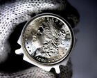 1880-s Blast White Unc Morgan Silver Dollar from a Original Roll Will Grade Out