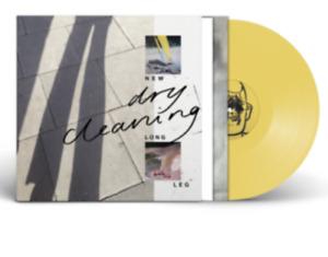 Dry Cleaning New Long Leg Yellow Vinyl SEALED