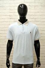 Polo MARLBORO CLASSICS Uomo Taglia XXL Maglia Maglietta Camicia Shirt Man Cotone