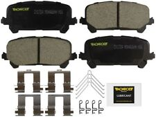 Disc Brake Pad Set-Total Solution Ceramic Brake Pads Rear Monroe CX1724