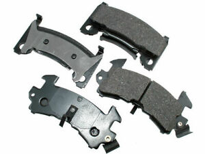 For 1991-2003 GMC Sonoma Brake Pad Set Front Akebono 22987JD 1992 1993 1994 1995