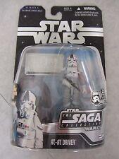Star Wars ~ The Saga Collection ~ AT-AT Driver Figure 009 Variant ~ Hasbro 2006