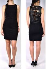 Super Short Dress Black by Pepe Jeans Size L / Ready-made Clothing 40