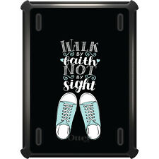 OtterBox Defender for iPad Pro / Air / Mini - Walk By Faith Not Sign Sneakers