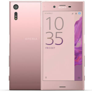 "Original Sony Xperia XZ F8331 F8332 5.2"" 32GB 4G LTE GSM Unlocked Smartphone"
