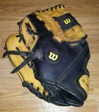 "Wilson A350 Leather Major League Baseball Glove 11"" LMB11 (for lefties)"
