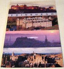 Scotland Edinburgh Panoramas EM2 Colin Baxter - posted 2005