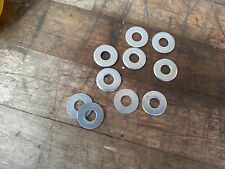 washer, 20mm, 10mm hole, stainless, 1273x10