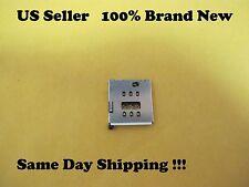 iPhone 6s Nano SIM Card Reader Slot Socket Holder Connector Tray US