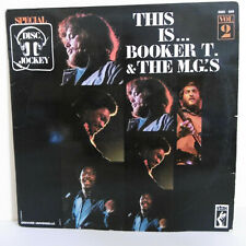 "33T THIS IS BOOKER T. & The M.G.'S. Vol 2 Vinyl LP 12"" MELTING POT -STAX 2325058"