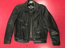 """Harley Davidson """"Freedom"""" Leather Jacket"""