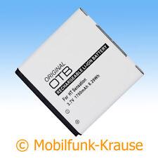 F. batteria HTC Sensation XL 1650mah agli ioni (BA s640)