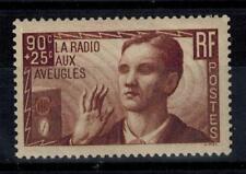 (a17) timbre France n° 418 neuf** année 1938