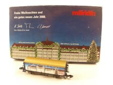 MÄRKLIN Frohe Weihnachten 2008 wagon Z en boite MIB