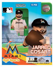 Jarred Cosart OYO Miami Marlins MLB Mini Figure NEW G4