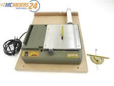E135 Proxxon 27006 Tischkreissäge KS 230