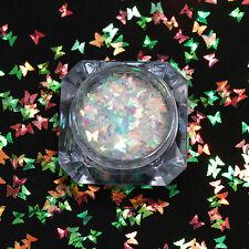 Nail Glitter Sequins Transparent Paillette 3D Nail Art Decoration BORN PRETTY