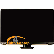 "12"" Apple MacBook A1534 EMC: 2746 Compatible Retina Full LCD Assembly 2015 Gold"