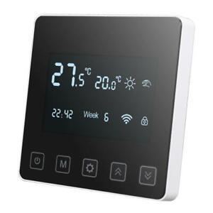 Digital WIFI Thermostat Raumthermostat FußBodenheizung Programmierbar Wandheizun