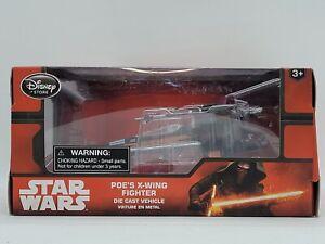 Star Wars Poe Dameron's X-Wing Elite Series Disney Store Diecast Vehicle