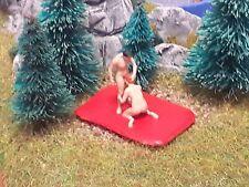 HO Erotik Figuren - Sex on the beach 3 - FKK / Nudisten / Erotic