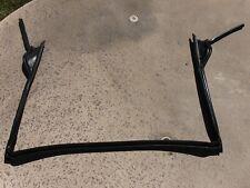 06-09 Pontiac G6 Convertible Top Windshield Header Weatherstrip Clean