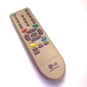 Genuine LG TV Remote Control 6710V00124Y Tested & Working
