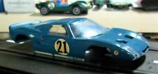 COX VINTAGE 1/24 1/25 FAIR FORD GT 40 SLOT CAR BODY ONLY KB AMT REVELL