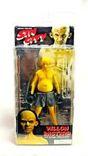 """NECA Frank Miller Sin City Series 1 Yellow Bastard Color 6"""" Action Figure Sealed"""
