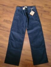 BNWT BRAND NEW TIMBERLAND C W F LOOSE SIZE 12A NAVY BLUE CHINO CARGO TROUSERS