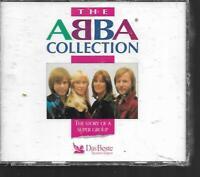 """ABBA """"THE COLLECTION"""" 4CD BOX READERS DIGEST NEU & FABRIKVERSCHWEIßT"""